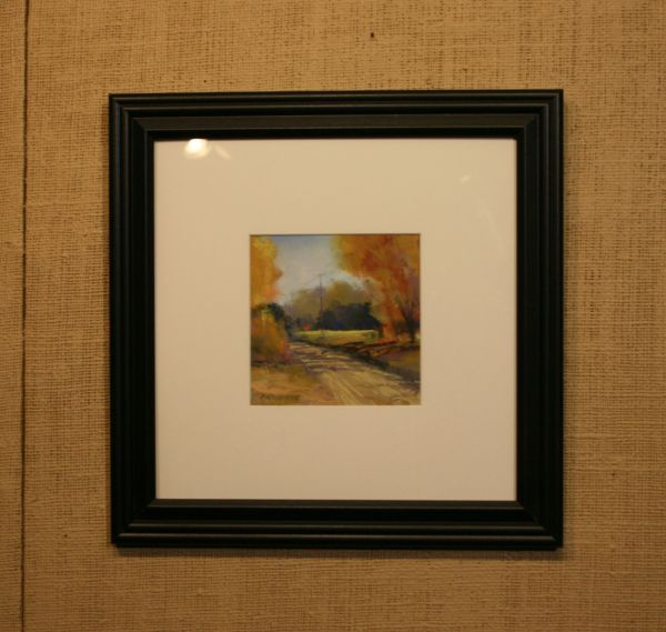(Frame) Road Less Travelled by Bonnie Griffith
