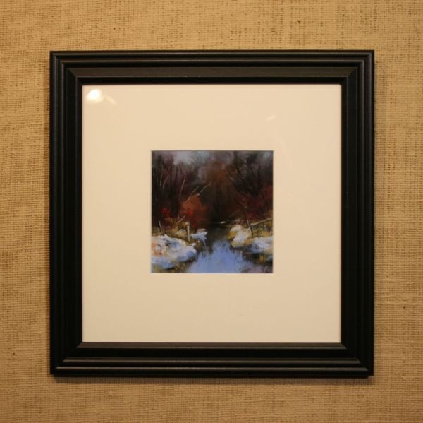 (Frame) Snowed In by Bonnie Griffith