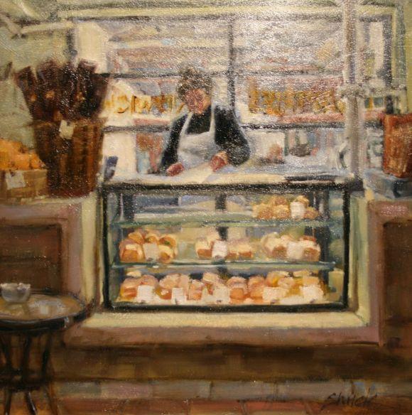 Granville St. Bakery by Vicki Shuck
