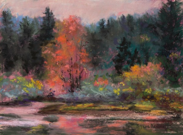 Autumn Colors by Steve Bennett