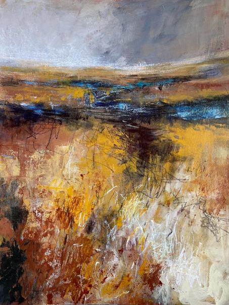 Summer Storm by Barbara Enochian