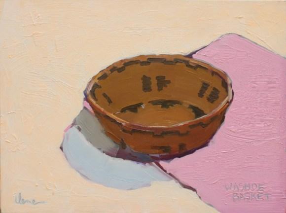 Washoe Basket by Ilene Gienger-Stanfield