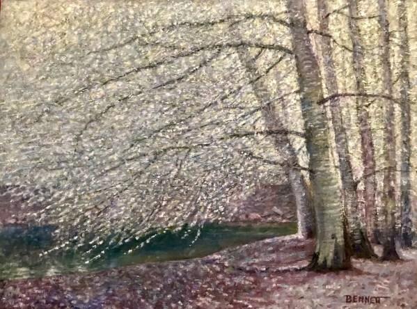 Whispering Breeze by Sue Bennett
