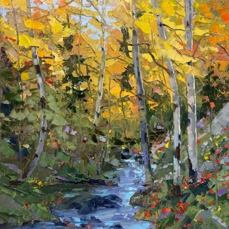 Bennett Springs by Garth Williams
