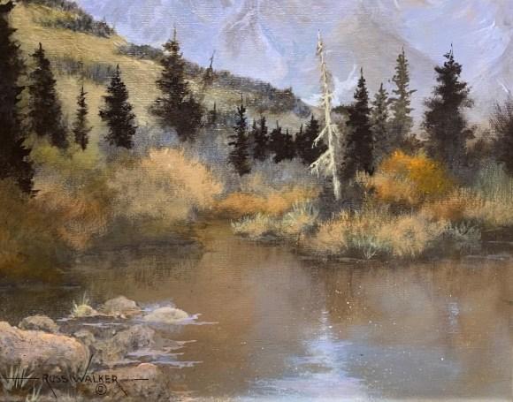 Headwaters II by Russ Walker