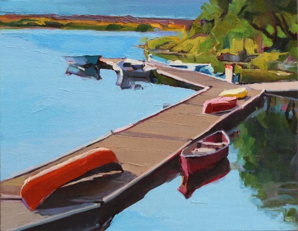 Tip a Canoe by Ilene Gienger-Stanfield