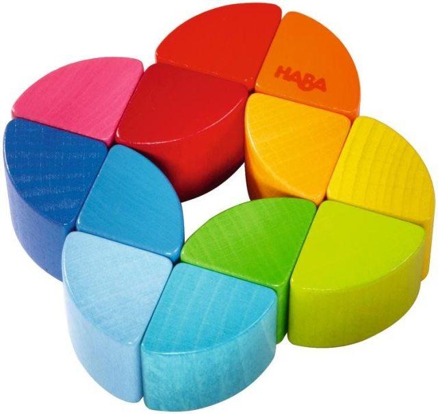 2-Rainbow Clutching Toy