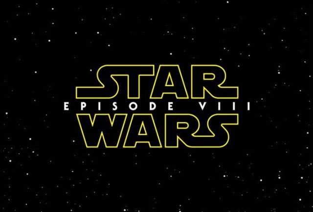 2017 Walt Disney Studios Motion Pictures Slate Star Wars