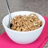 Have a bowl of Keto Granola
