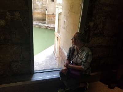 5 Things I learned about he ROman Baths of England | FAveMom