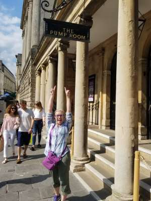 5 Things I Learned about the ROman Baths of Bath, England | FAVEMOM.com