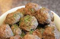 Mushroom Elk Meatballs | FaveMom.com