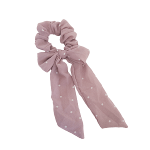 Layla scrunchie, rose