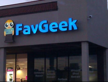 computer repair shops