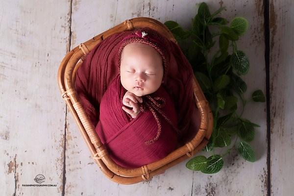 professional Brisbane newborn photographer