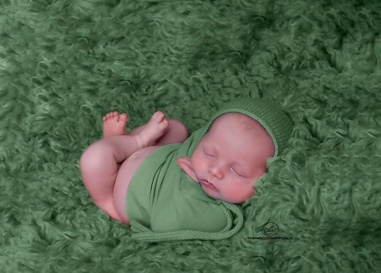 newborn baby boy Brisbane