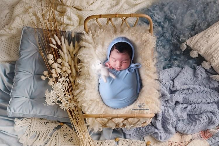 professional Brisbane newborn photographer. gift certificate. baby boy photos, Marden