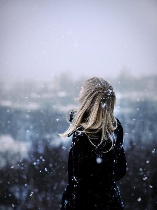 fashion, girl, photography, snow, winter