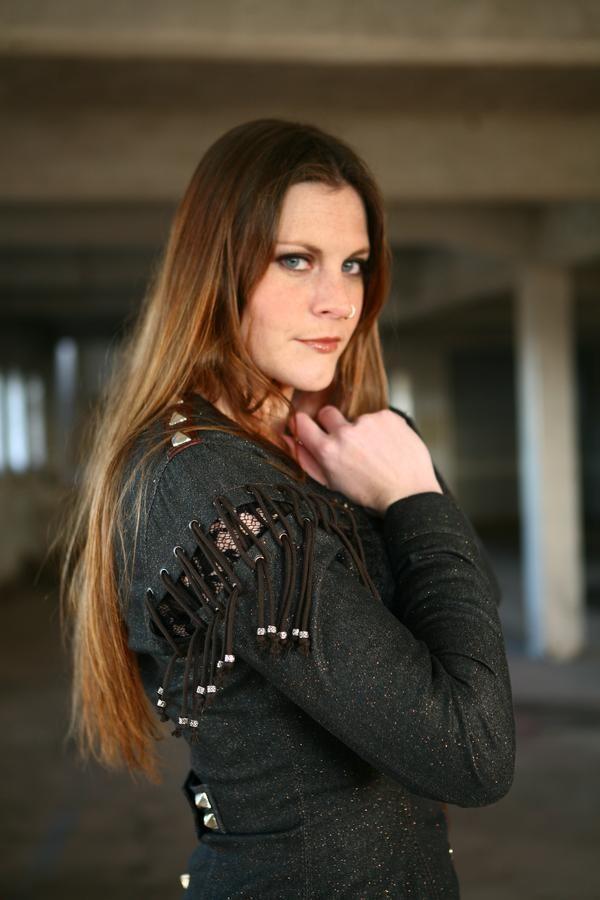 Singer Floor Jansen Photos Girl Long Hair Style Fav