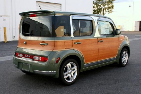 Nissan Cube Car Cars Designs Vehicles Photography