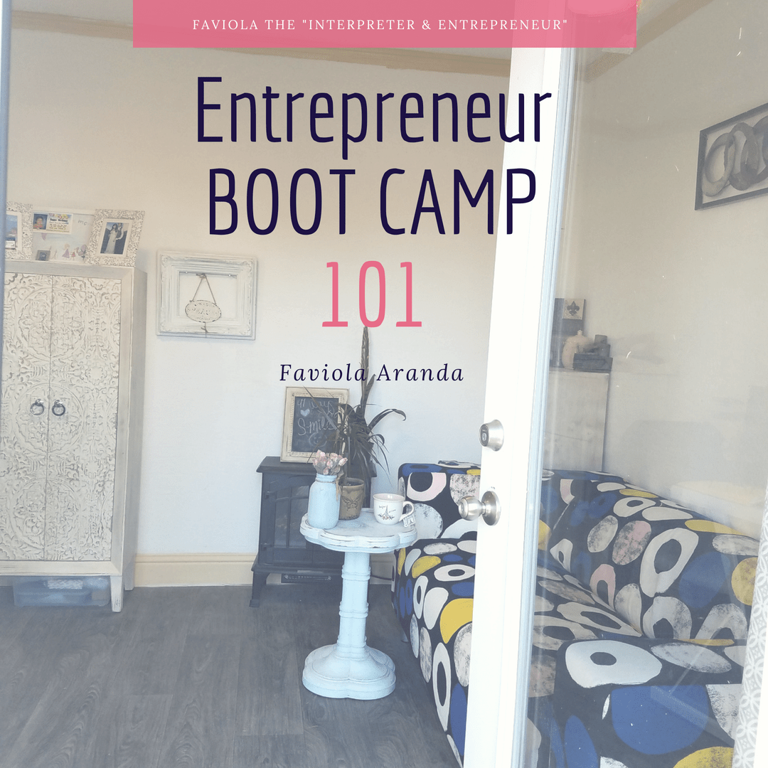 ENTREPRENEUR Boot Camp 101 Book Cover_Instagram size