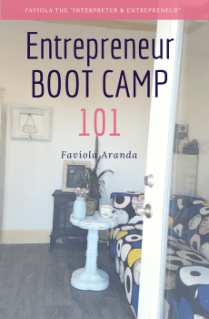 Entrepreneur Boot Camp Guide