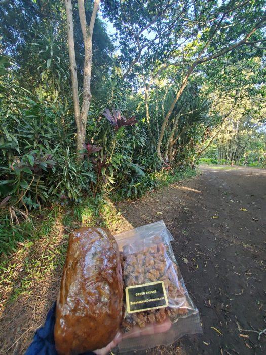 HANA road, botanical garden