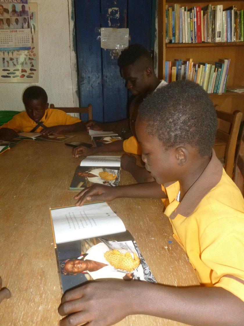group reading kunkua 7