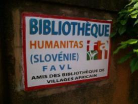 Logo de la bibiliothèque Humanitas
