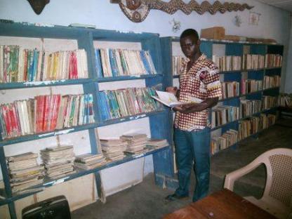 Bibliotheque de Koumbia encore
