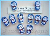 Mollette Doraemon