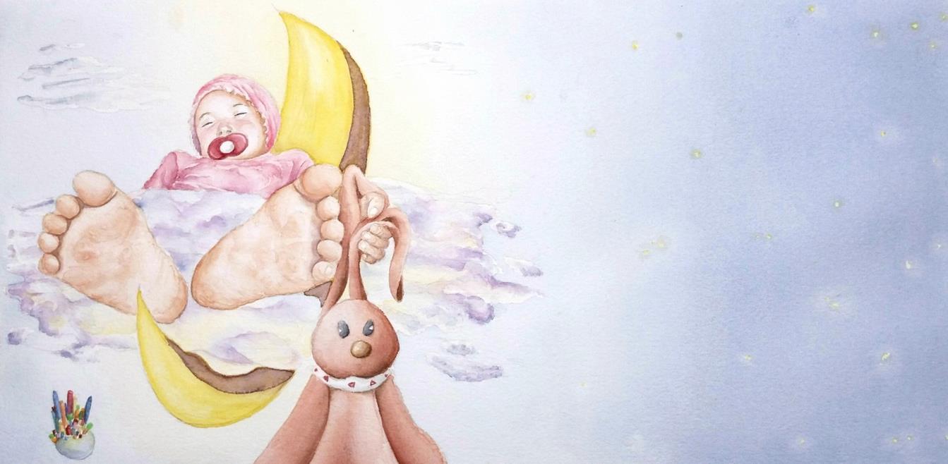 Lullaby in a white full moon - Sebastiano Sighinolfi