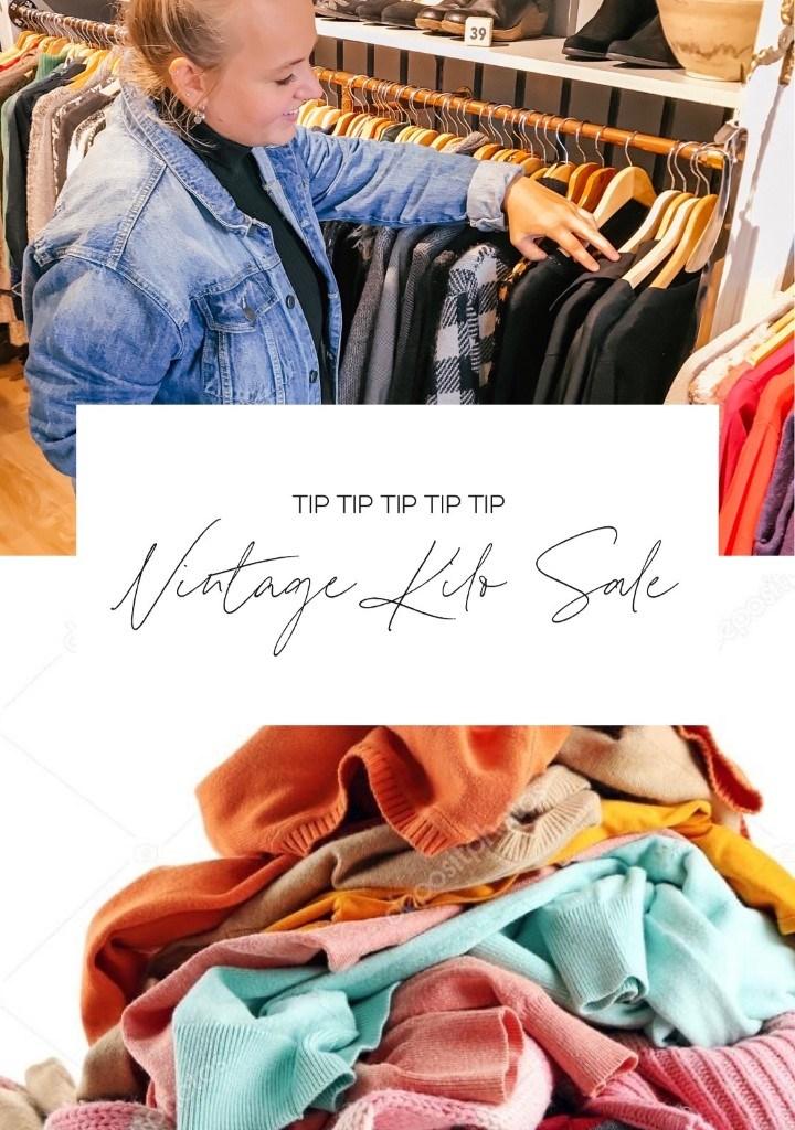 Vintage Kilo Sale in Zwolle (tip!)