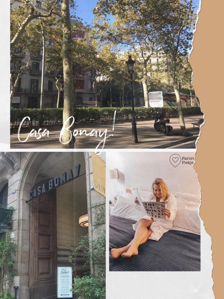 Hoteltip: Casa Bonay Barcelona