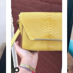 Hoe combineer je een tas bij een zomerse outfit?!