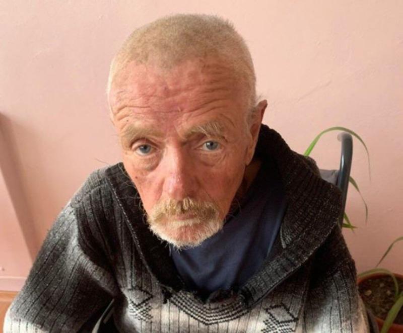 У Херсоні поліція просить допомогти впізнати чоловіка, який втратив пам'ять