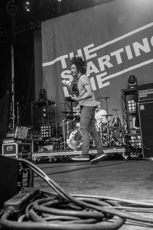 The Starting Line 58