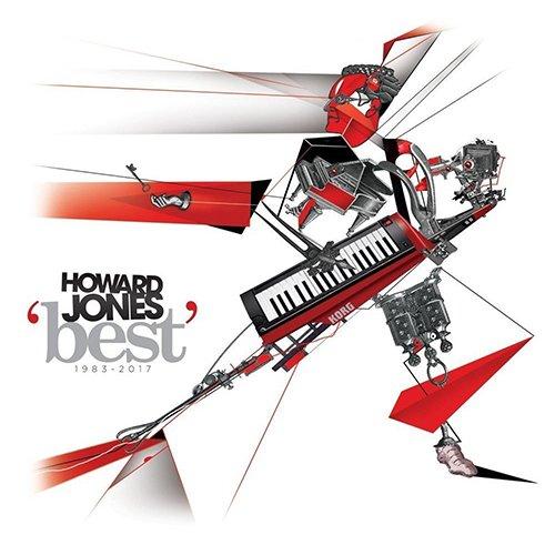 """80sUKニュー・ウェーブの雄が3枚組アンソロジーをリリース ハワード・ジョーンズ""""ベスト:1983-2017"""""""