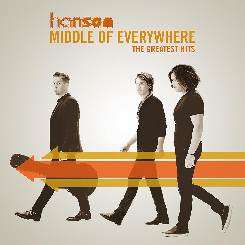 """永遠のキラメキ☆POPS""""ハンソン"""" 結成25年ベストアルバム""""Middle Of Everywhere -The Greatest Hits"""""""