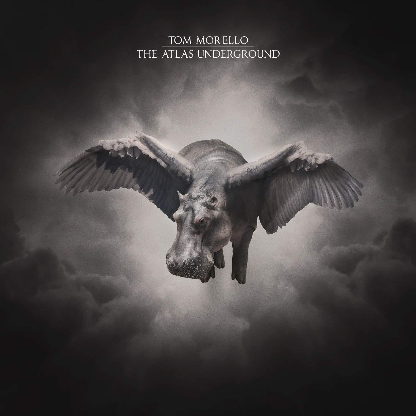 トム・モレロ、新時代のEDMロックアルバム「The Atlas Underground」