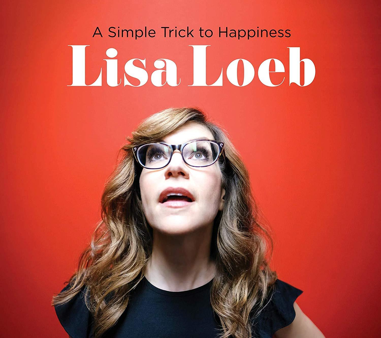 リサ・ローブ「A Simple Trick To Happiness」その歌声に癒される…