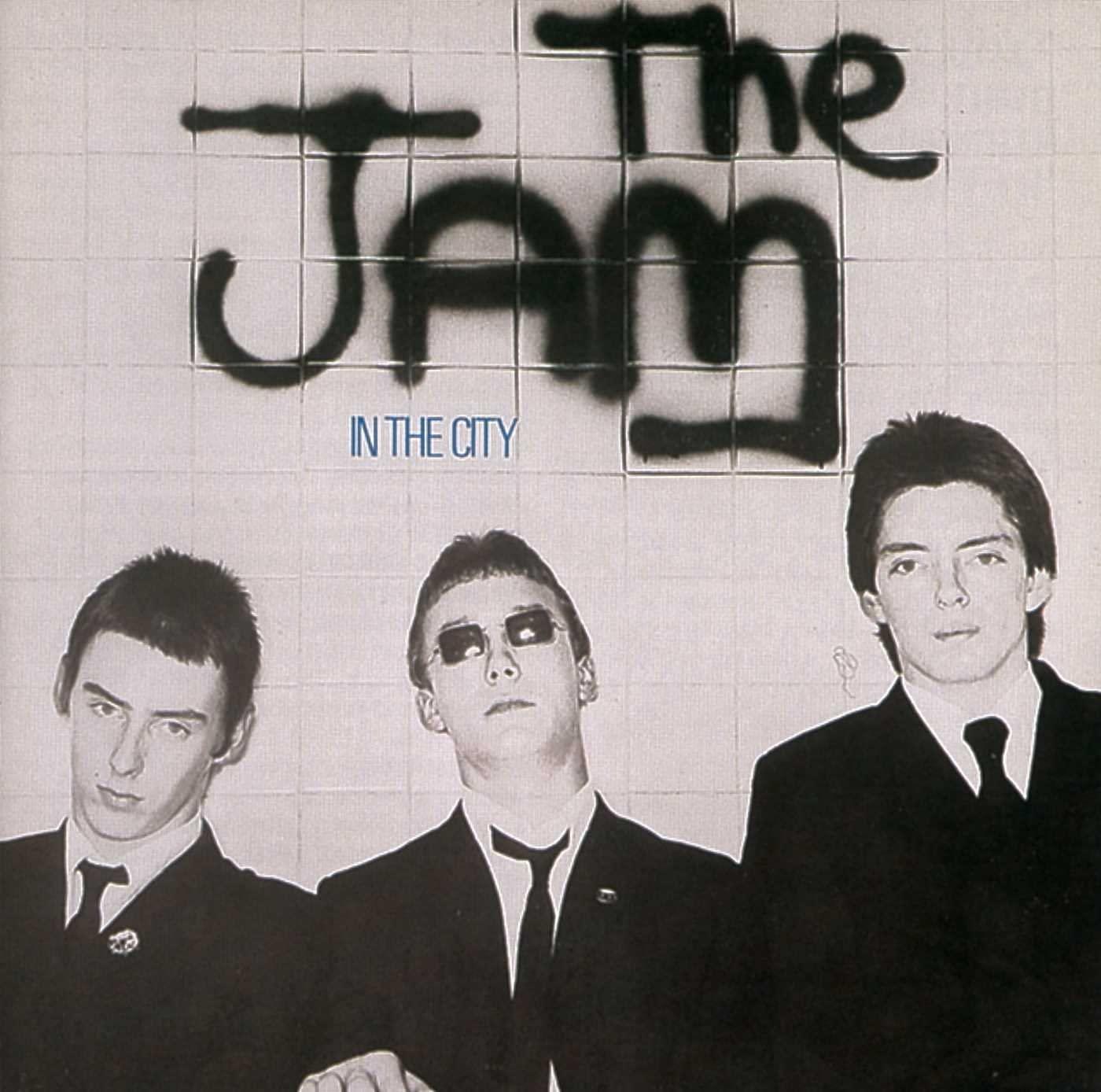 5/20はザ・ジャムの1stアルバム「In The City」がリリースされた日
