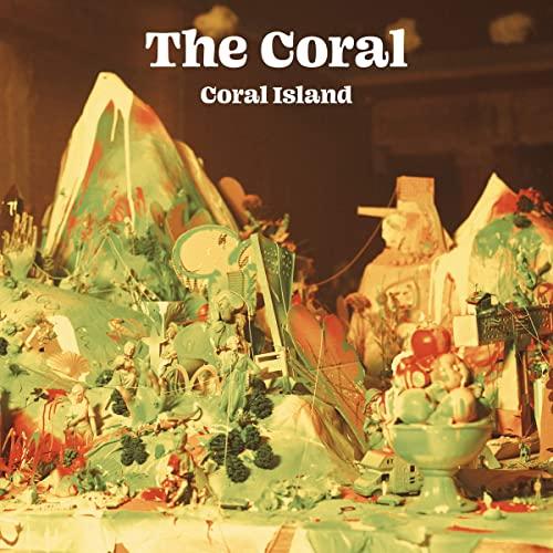 ザ・コーラル10枚目は2枚組コンセプトアルバム「コーラル・アイランド」