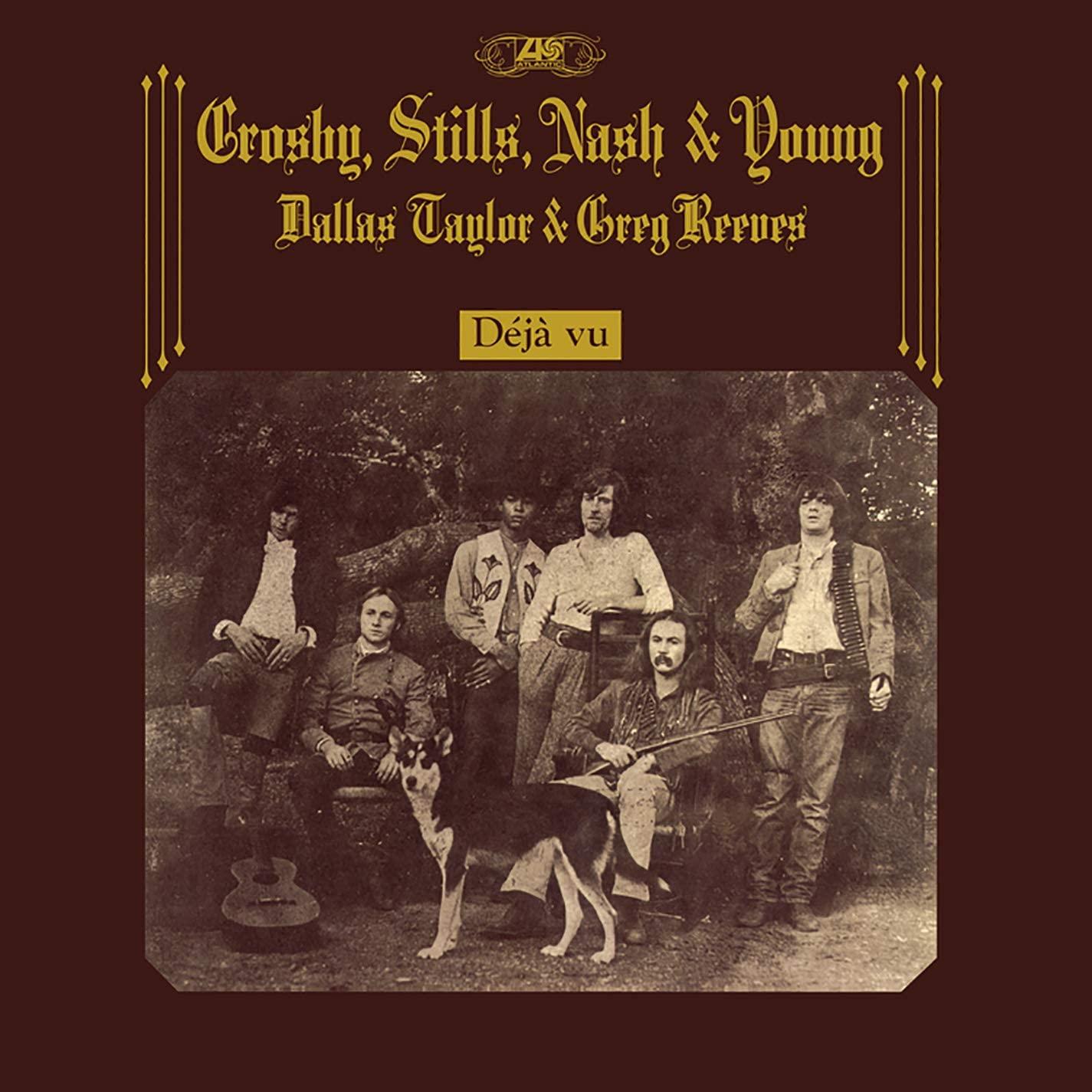 クロスビー、スティルス、ナッシュ&ヤング「デジャ・ヴ」50周年記念盤