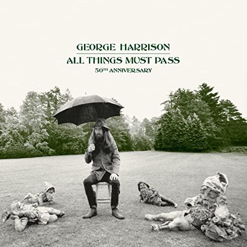 ジョージ・ハリスン「オール・シングス・マスト・パス」50周年記念盤