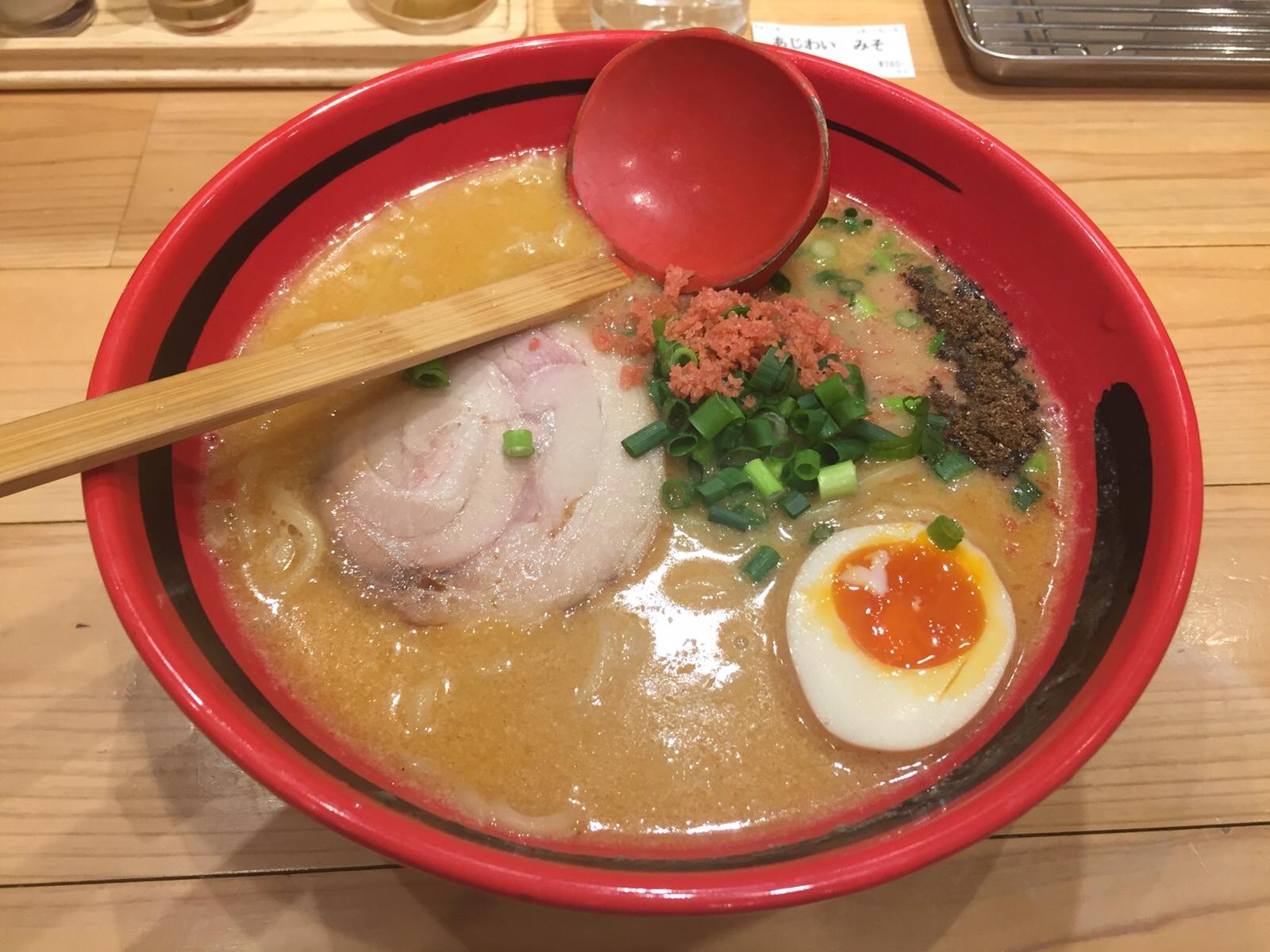 えび好きにはたまらない味!「えびそば一幻」東京駅八重洲地下街店
