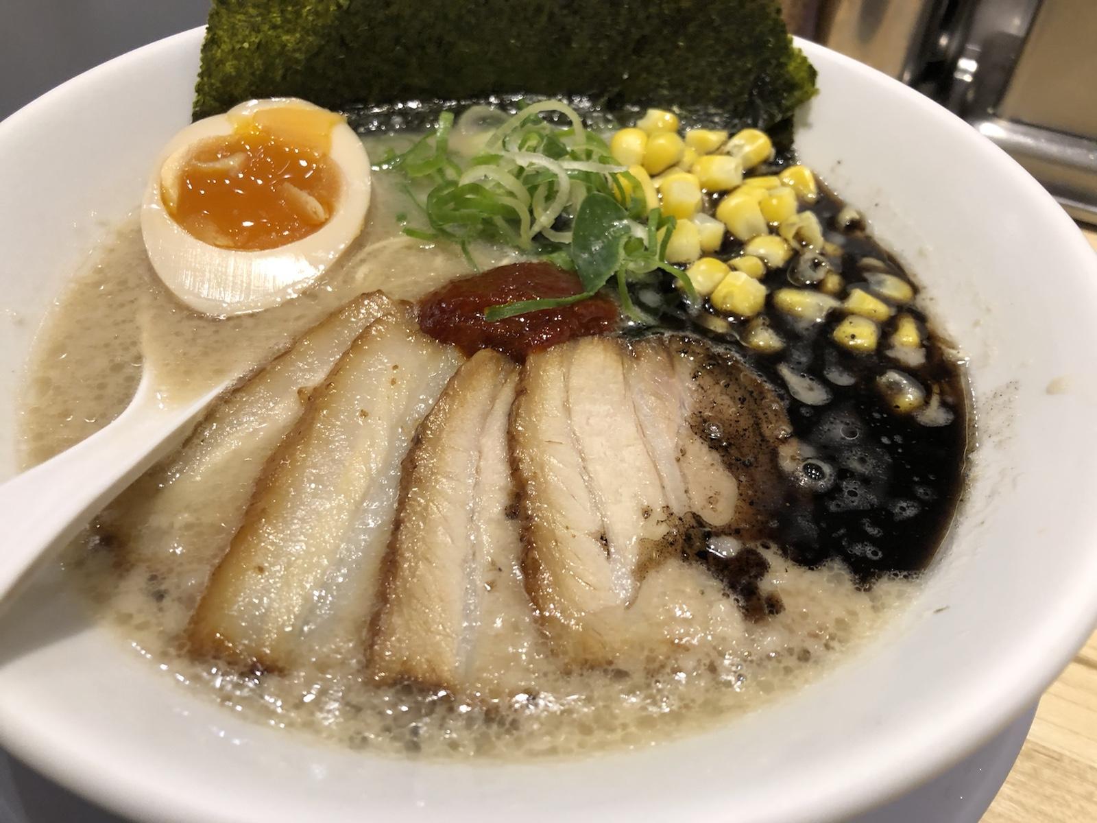 「一風堂SHIROMARU-BASE」渋谷店 創業の特濃スープと革新の味