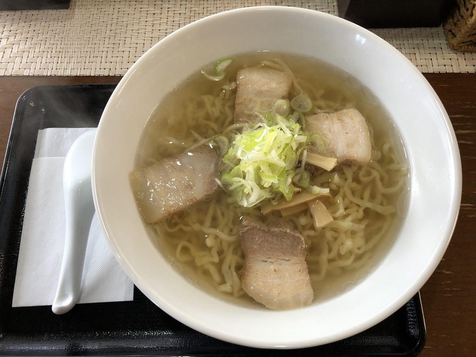 高畠「Sio-ya山喜」!コンセプトは引き算、シンプルな美味ラーメン