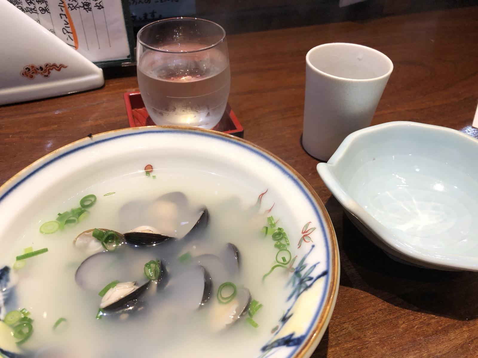 その街酒場「松江」~島根の地酒と地料理に舌鼓「根っこ」