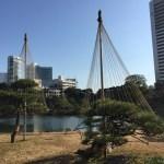 大都会のオアシス「旧芝離宮恩賜公園」。もともとは「暴れん坊将軍」の生みの親のお屋敷だった?江戸の風流が残る水と緑の庭園は最高のパワースポット!